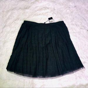 Bcbgmaxazria NWT Alegra Tulle Mini Skirt